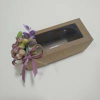 "Коробка   140х50х55 ""Эвкалипт с ягодами глода"", фото 1"