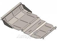Защита топливного бака на Mitsubishi L200 с 2006-