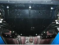 Защита радиатора на Nissan Qashqai+2 с 2008-