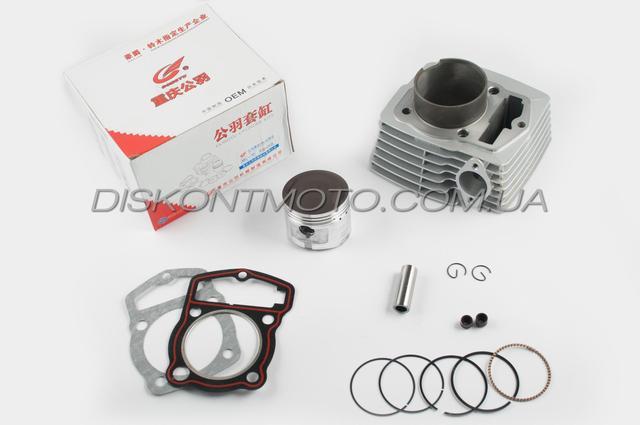Детали двигателя - CB125/150/200/250 (верхнераспредвальный)