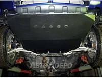 Защита моторного отсека Nissan X-Trail I с 2001-2007