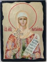 Икона Святая мученица Наталия (Наталья)