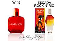 Женские духи Escada Rockin' Rio Escada 50 мл
