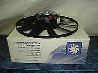Электровентилятор охлаждения радиатора ГАЗЕЛЬ (ЗМЗ 406) 12В (производитель г.Калуга) 38.3780