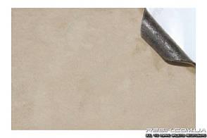 Алькантара самоклеющаяся Decoin (Корея) на поролоне (3мм), бежевый 145x10см