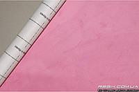 Алькантара самоклеющаяся Decoin (Корея) светло-розовый 145х10см