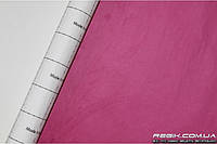 Алькантара самоклеющаяся Decoin (Корея) розовый 145х10см