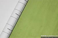 Алькантара самоклеющаяся Decoin (Корея) оливковый 145х10см