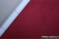 Алькантара самоклеющаяся Decoin (Корея) бордовый 145х10см