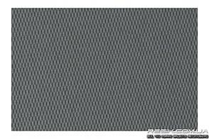 Потолочная авто ткань Decoin (Корея) на поролоне (3мм), серая 145x10 см
