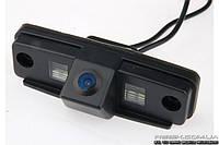 Штатная камера заднего вида RVG для Subaru Impreza Sedan