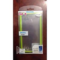 Бампер для телефона Original Case N7100 / Note 2 / GD-8, пластик, разные цвета, чехол на мобильный телефон, бампер
