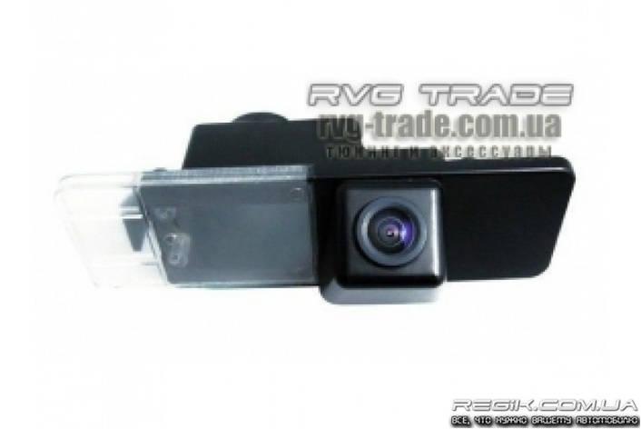 Штатна камера заднього виду RVG для KIA Optima (K5), фото 2