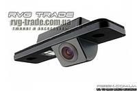 Штатная камера заднего вида RVG для Skoda Superb B5 2001-2008