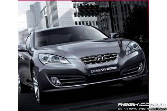Защитные велюровые накладки на карты дверей для Hyundai Genesis Coupe, фото 2