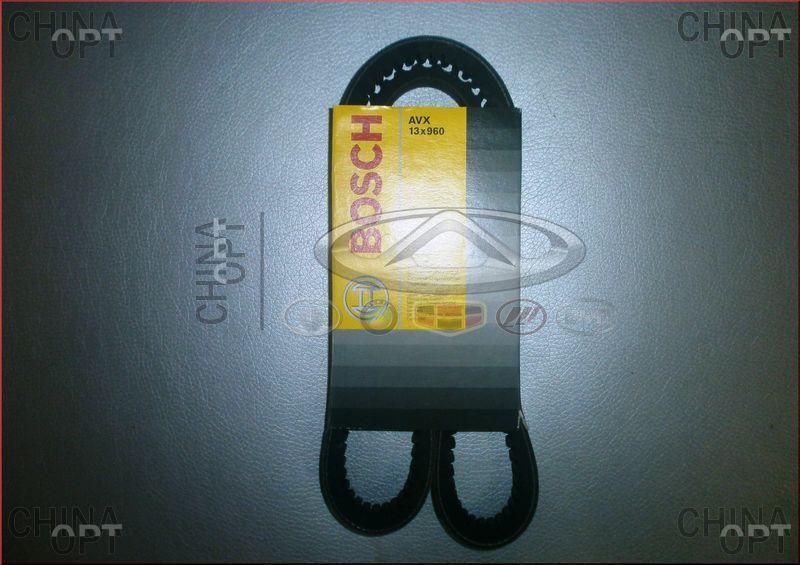 Ремень кондиционера, 491Q, Great Wall Safe [F1], 8103081-D01, Bosch