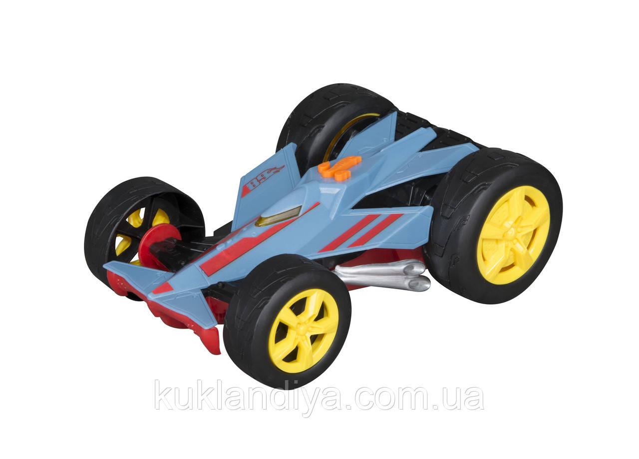 Hot Wheels Машина 2 в 1 моторизированная перевертыш со звуком и светом Flipping Fury