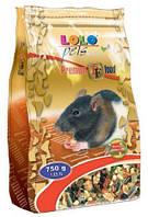 LoLo Pets PREMIUM for rats Полнорационный корм для крыс
