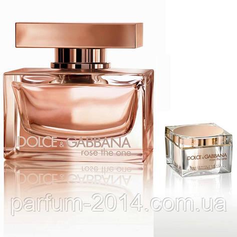 Женская туалетная вода Dolce & Gabbana Rose The One (реплика), фото 2