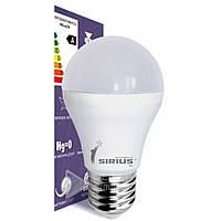 Светодиодная лампа Sirius E27, 20W, 4100k, 1900Lm, шар, лампа LED Sirius E27, LED лампочка, светодиодные лампы