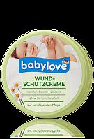 Babylove крем от опрелостей Wundschutzcreme 150ml