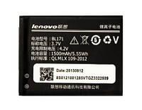 Аккумулятор Lenovo BL-171 BL171 для Lenovo A390, A368, A60, A65, A500, A356, A358, A376, 1500mAh, оригинальный