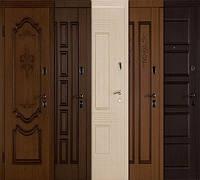 Матеріали для виготовлення вхідних дверей