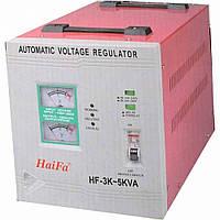 Стабилизатор напольный HF-5000 релейный, analog 5 кВт, max входное 80 - 260В, 50 А, 1фаза, стабилизатор напряжения