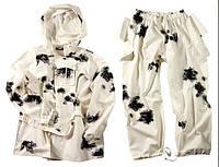 Зимний маскировочный костюм Бундесвера MilTec 11971000, фото 1