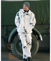 Зимний маскировочный костюм Бундесвера MilTec 11971000, фото 3