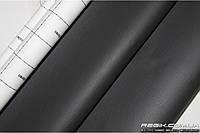 Кожзам самоклеющийся Decoin (Корея), темно-серый 140x10 см