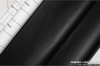 Кожзам самоклеющийся Decoin (Корея), черный 140x10 см