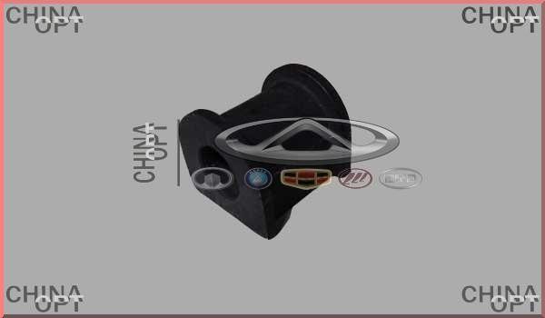 Втулка заднего стабилизатора, Chery Eastar [2.0, B11, ACTECO], B11-2916013, Original parts