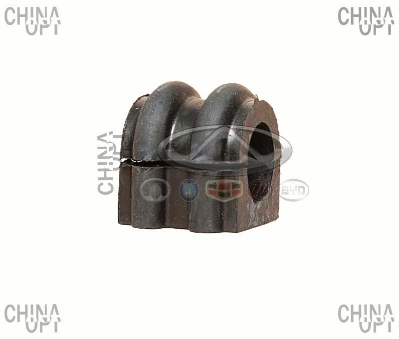 Втулка переднего стабилизатора, Chery Eastar [2.0, B11, ACTECO], B11-2906013, Aftermarket