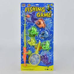 Рыбалка детская магнитная 325-А