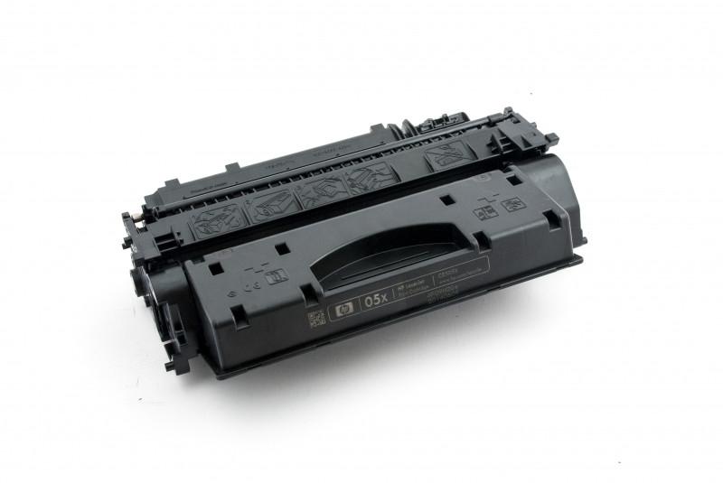 Картридж оригинальный HP 05X (CE505X) для HP LJ P2030 / P2035 / P2050 / P2055 восстановленный
