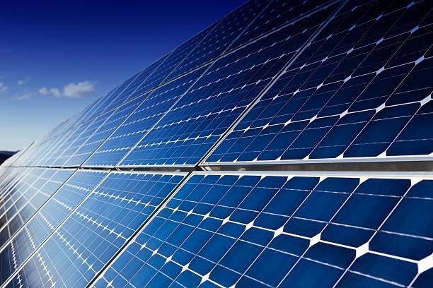 Строительство и монтаж солнечной электростанции (СЭС)