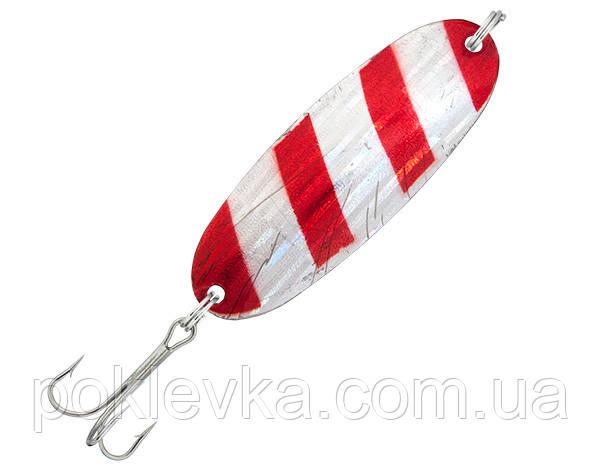 Блесна колебалка Kamasaki Spoon Light 10 г Red Tiger