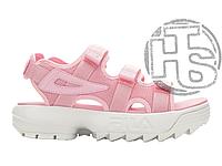 Женские сандалии Fila Disruptor 2 Sandal White Pink