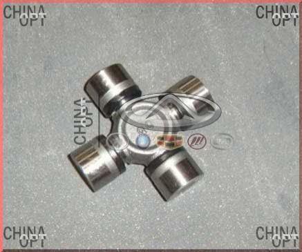 Крестовина карданного вала, 27mm X 82.5mm, Great Wall Safe [F1], 2201116-F00, Loebro