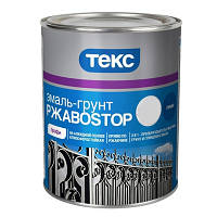 Эмаль-грунт Ржавостоп желтая 2 кг