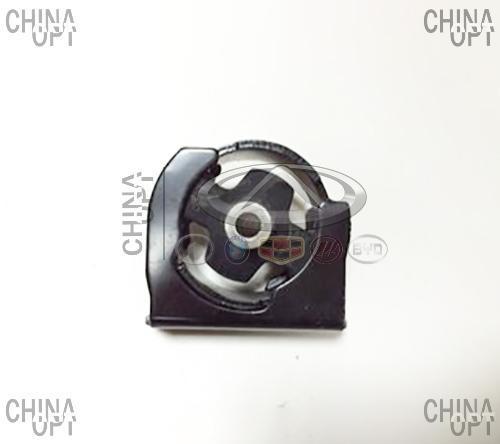 Подушка двигателя передняя, без отбойника, BYD F3R [1.5,HB], BYDF3D-1001110, Original parts