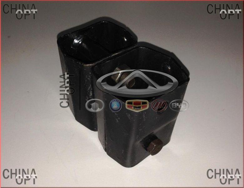 Проставки увеличения клиренса, задние, комплект, Chery Amulet [до 2012г.,1.5], A11MRR, Ukraine Product