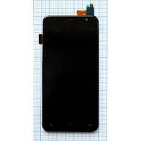 Модуль (дисплей + сенсор) Prestigio MultiPhone 3512 DUO + Touchscreen Black