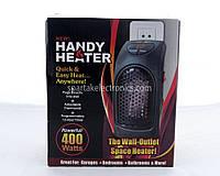 Портативный обогреватель Handy Heater, 2 режима, есть регулировка температуры, автоматическое отключение, мощность 400 Вт, электро обогреватель хенди