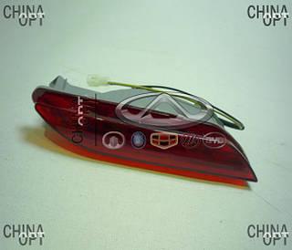 Противотуманка задняя правая, седан, BYD F3 [до 2012г.,1.5], BYDF3-4116400, Aftermarket