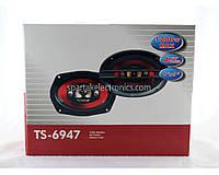 """Автоколонки UKC TS 6947  Типоразмер 6""""х9"""" Овальные, 1200W, 4х полосный, Автомобильные колонки, динамики"""