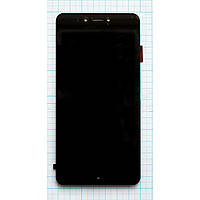 Модуль (дисплей + сенсор) Prestigio PSP 3530 MultiPhone DuoMuze D3/3531/E3/7530 Muze A7 + Touchscreen Black