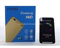"""Мобильный телефон M-Horse CT4 черный, 5.0"""", 2000 mAh, Android, 4x ARM Cortex-A7, 512 Мб / 2 Гб, 5.1 MP / 1.9 MP, sim-карт 2, 4G LTE"""
