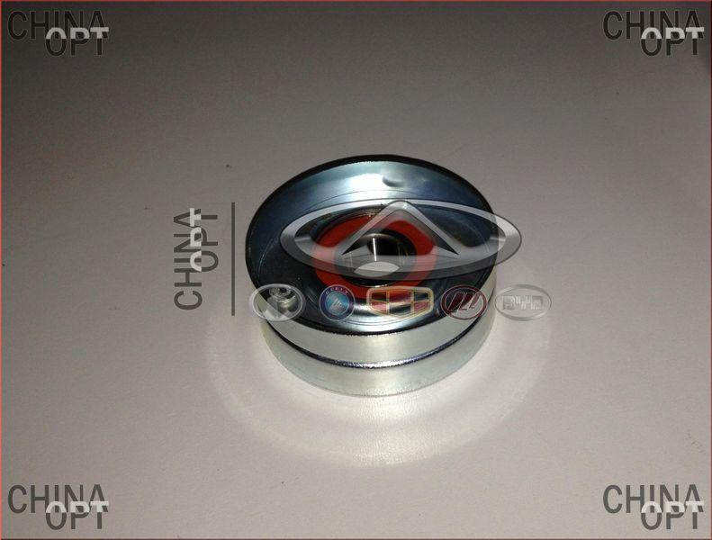 Ролик генератора, без натяжителя / кронштейна, 480EF, 477F, Chery Karry [A18,1.6], A11-8111210BA, Caffaro